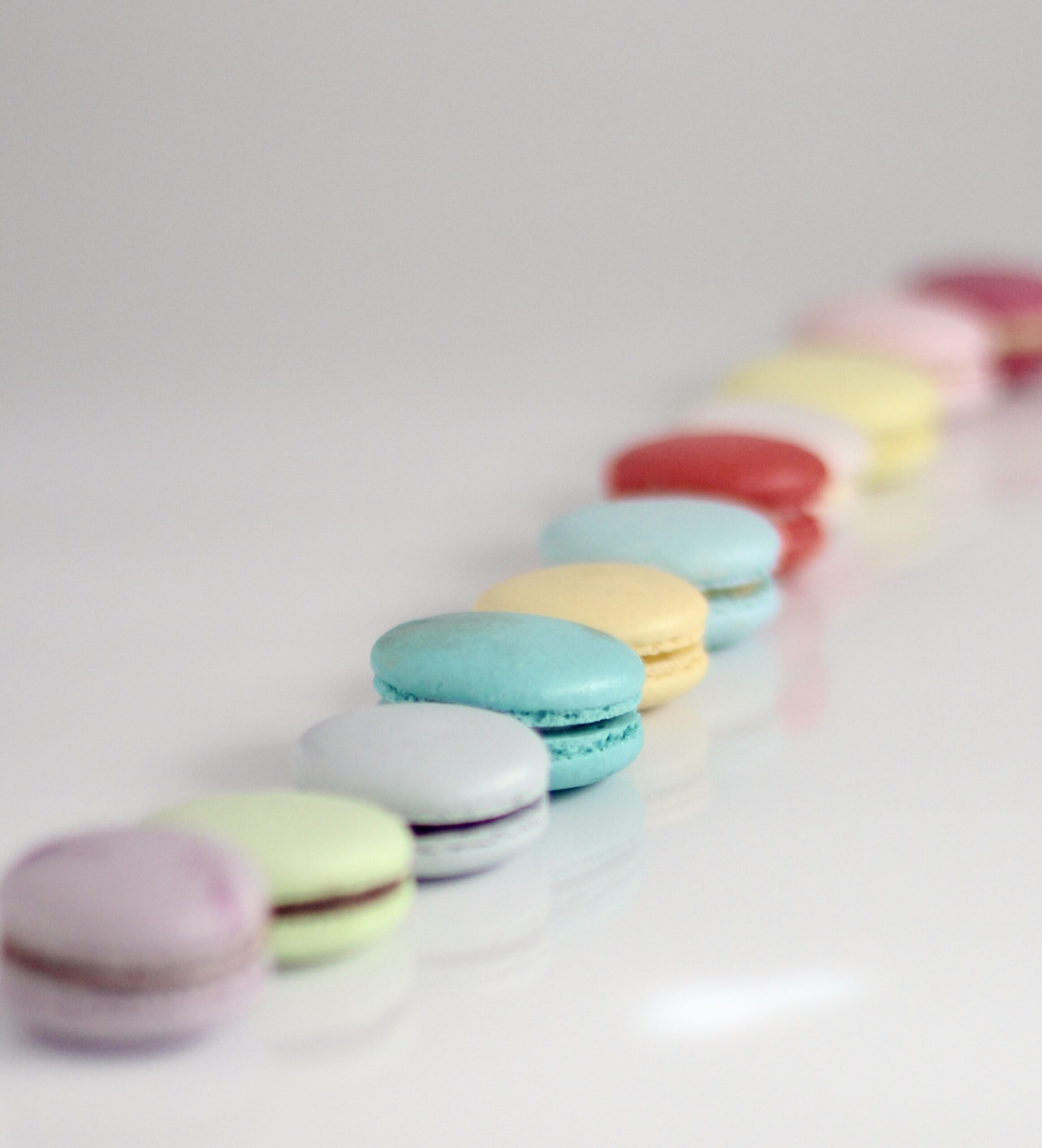 Macarons Flavours