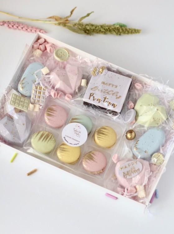 Large Birthday Treat Box