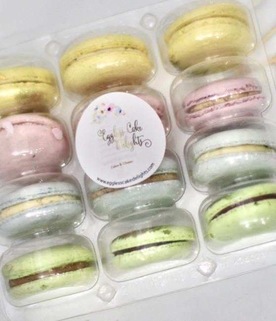 Macarons Tester Box